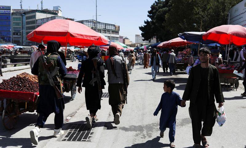 """Kabulas. WANA/""""Scanpix"""" nuotr."""