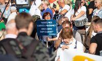 Vilniuje rengiama akcija prieš ribojimus galimybių paso neturintiems gyventojams