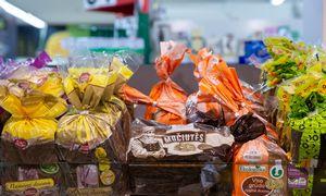 """""""NielsenIQ"""": duonos ir jos gaminių kategorija traukiasi"""