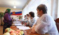 Rinkėjų aktyvumas parlamento rinkimų trečią balsavimo dieną viršijo 45% – Rusijos CRK