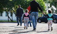 Praėjusią parą pasienyje su Baltarusija apgręžta apie 10 neteisėtų migrantų, du įleisti