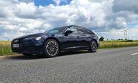 """""""Audi A6"""" pusiaukelė į elektromobilį"""