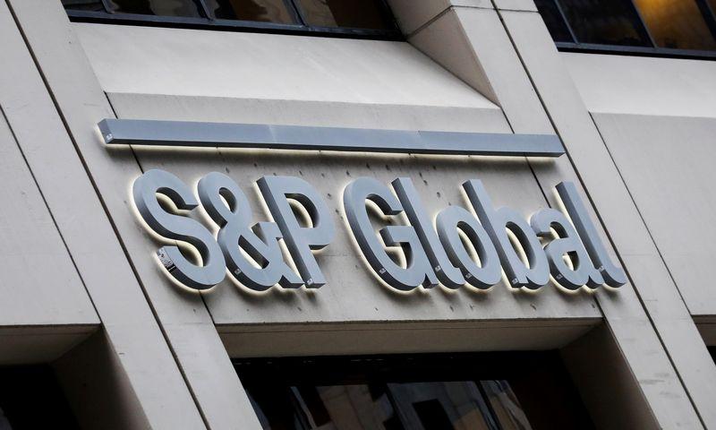 """S&P Global"" būstinė. Brendano McDermido (""Reuters""/""Scanpix"") nuotr."
