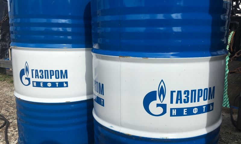 Gazprom neft statinės. Vladimiro Ivanovo (VŽ) nuotr.
