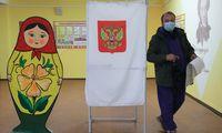 Dūmoje toliau karaliaus Putino partija