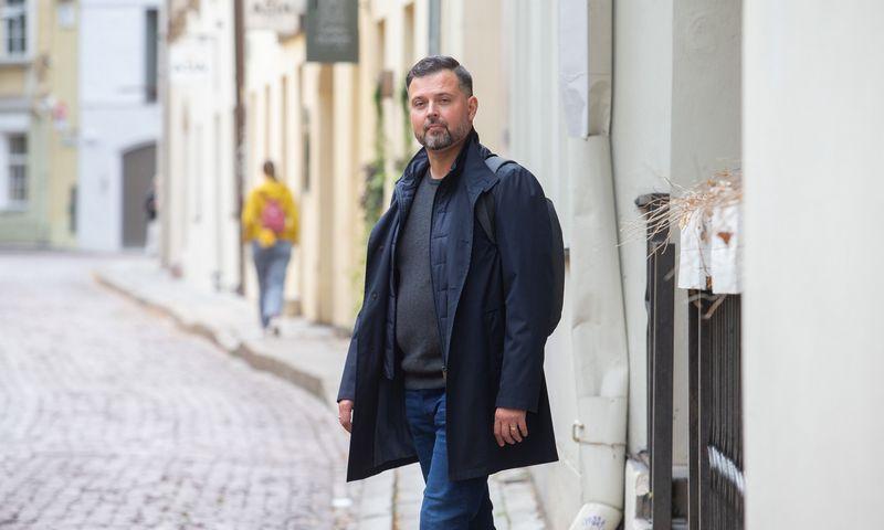 Nerijus Maliukevičius, politologas. Juditos Grigelytės (VŽ) nuotr.