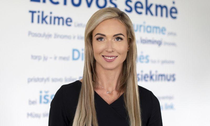 """Inga Juozapavičienė, """"Verslios Lietuvos"""" Verslumo departamento vadovė. Bendrovės nuotr."""