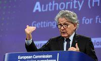 Th. Bretonas: kažkas transatlantiniuose santykiuose neveikia