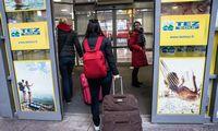 Po užsienį keliavę Lietuvos gyventojai antrąjį ketvirtį išleido 56 mln. Eur