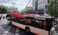 I. Ruginienė: Vilniaus viešojo transporto darbuotojai eina link streiko