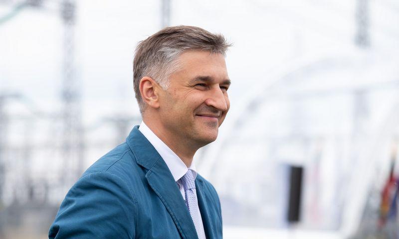 Jaroslavas Neverovičius, Lietuvos prezidento patarėjas. Juditos Grigelytės (VŽ) nuotr.