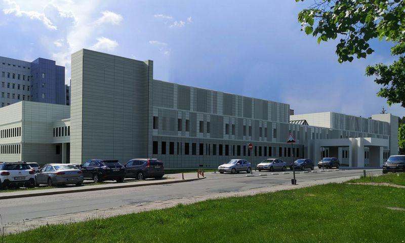 UAB Projektų rengimo centro vizualizacija.