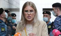 Žiniasklaida: Rusijos opozicijos politikė L. Sobol gyvena Estijoje
