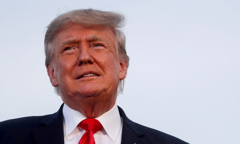 "Donaldas Trumpas, JAV prezidentas. Shannono Stapletono (""Reuters"" / ""Scanpix"") nuotr."