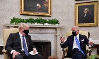 Išblėsus viltims dėl prekybos susitarimo su JAV, britai svarsto apie prisijungimą prie USMCA