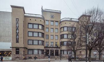 Kauno centrinio pašto vizija – Architektūros centras