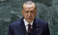 R. T. Erdoganas: dėl klimato kaitos pasauliui gresia nauja pabėgėlių krizė
