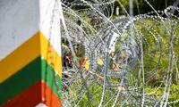 Į Lietuvą iš Baltarusijos neįleista 19 migrantų – VSAT