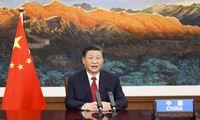 Xi Jinpingas: Kinija nebefinansuos anglį naudojančių projektų užsienyje