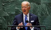 J. Bidenas skelbia diplomatijos dominavimo erą