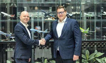 """Lietuviškas virtualių aviacijos mokymų startuolis """"Aeroclass"""" pritraukė 1,2 mln. USD investiciją"""