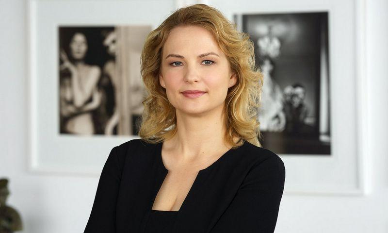 """Dalia Katinaitė, """"Lewben"""" rizikų valdymo ir tvarumo paslaugų vadovė."""