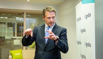 """D. Daubaras: tai padarys esminį poveikį """"Ignitis grupei"""", lems neigiamą investuotojų reakciją"""