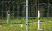 Lietuva ir Lenkija sieks, kad ES prisidėtų prie tvoros tiesimo pasienyje – VRM