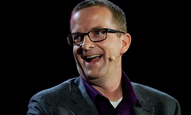 "Mike'as Schroepferis, ""Facebook"" technologijų vadovas. Mike'o Blake'o (""Reuters""/""Scanpix"") nuotr."