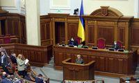 Ukrainoje priimtas įstatymas kovai su oligarchų įtaka