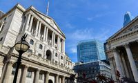 JK centrinis bankas mažina augimo prognozes