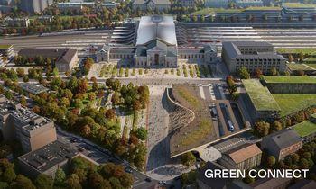 "Vilniaus stoties architektūrinio konkurso favoritai – ""Zaha Hadid Architects"""