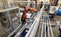 Apdirbamoji gamyba demonstruoja spartų augimą