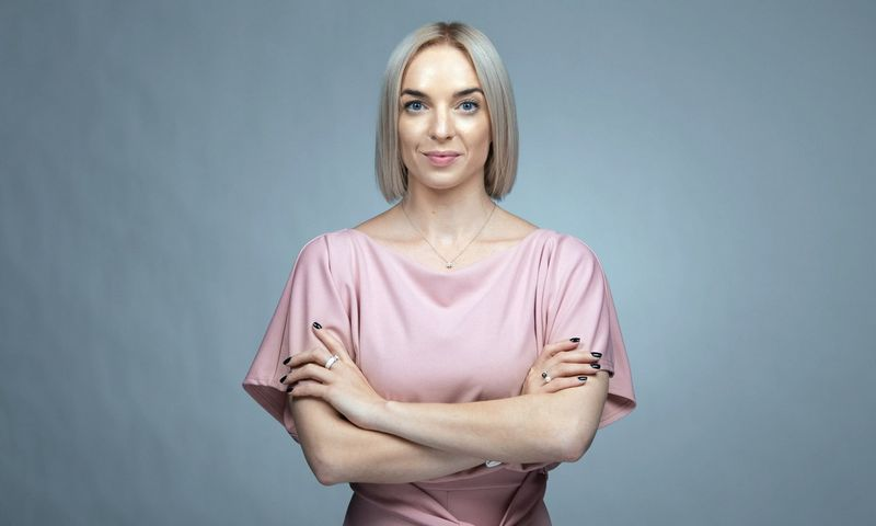 """""""AgreeDeal"""" direktorė Vaiva Kubilaitė."""