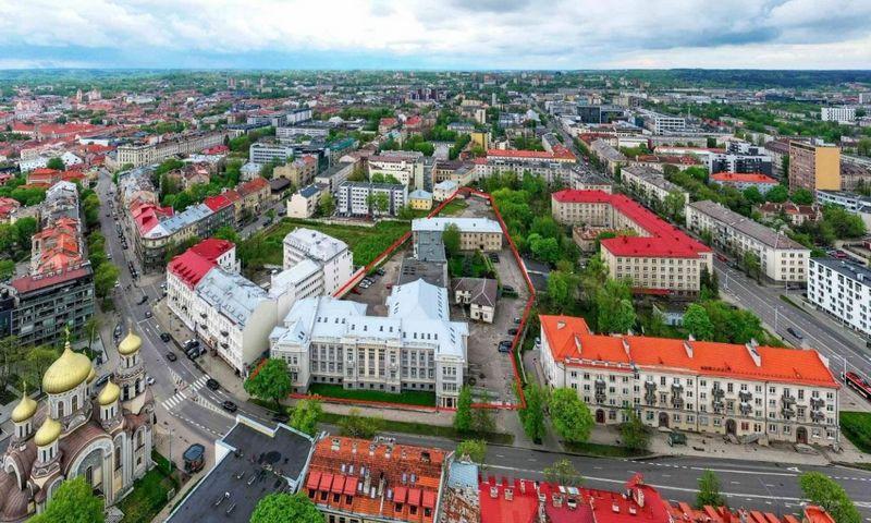 Vilniaus Gedimino technikos universiteto nuotr.
