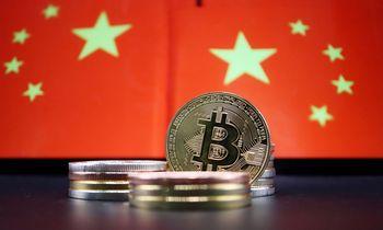 Kinija dar labiau griežtina toną: pareiškė, kad visi kriptovaliutų sandoriai yra neteisėti