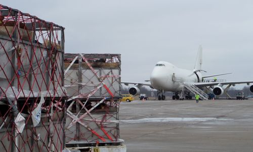 Šiaulių oro uostas planuoja rekordinę plėtrą