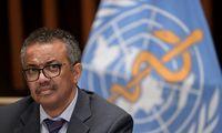 Beveik 20 ES šalių nominavo PSO vadovą antrai kadencijai