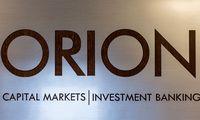 """""""Orion Securities"""" teiks depozitoriumo paslaugą"""