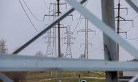 Latvija žada skųstis dėl apriboto elektros pralaidumo