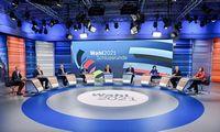 Paskutinieji debatai Vokietijoje: politikų po rinkimų laukia sudėtingos derybos
