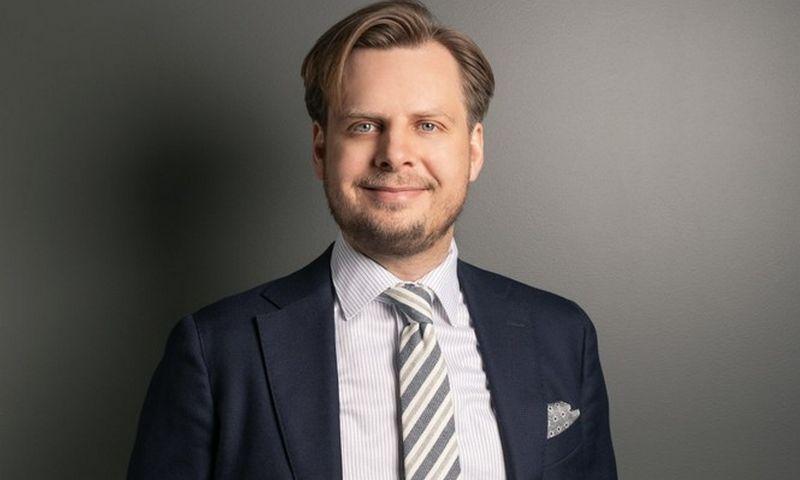 """Tvarumo konsultavimo bendrovės """"Vesta Consulting"""" vadovas Evaldas Savickis."""