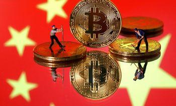 Kinija toliau verčia aikčioti finansų pasaulį, šįkart – kriptovaliutų rinką