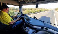 Vairuotojų deficitas: kaštai kils, vokiečiai vežėjai jau nori ukrainiečių vairuotojų