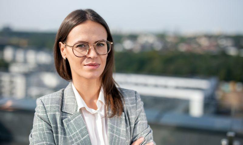 """Goda Šniokaitė, agentūros """"Unrvld"""" regiono vadovė. Asmeninio archyvo nuotr."""