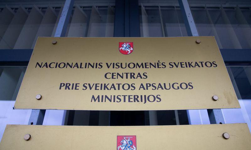 Nacionalinio visuomenės sveikatos centras. Juditos Grigelytės (VŽ) nuotr.