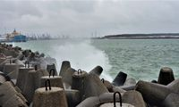 Klaipėdos uoste vėl vykdoma laivyba