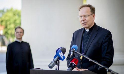 Arkivyskupas G. Grušas vadovaus Europos vyskupų konferencijai