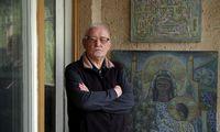 Mirė dailininkas ir rašytojas Leonardas Gutauskas