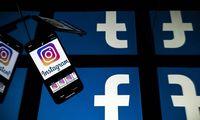 """""""Facebook"""" stabdo jaunesniems nei 13 metų vaikams skirtos """"Instagram"""" versijos kūrimą"""